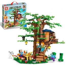 SY6187 SY Дом на дереве