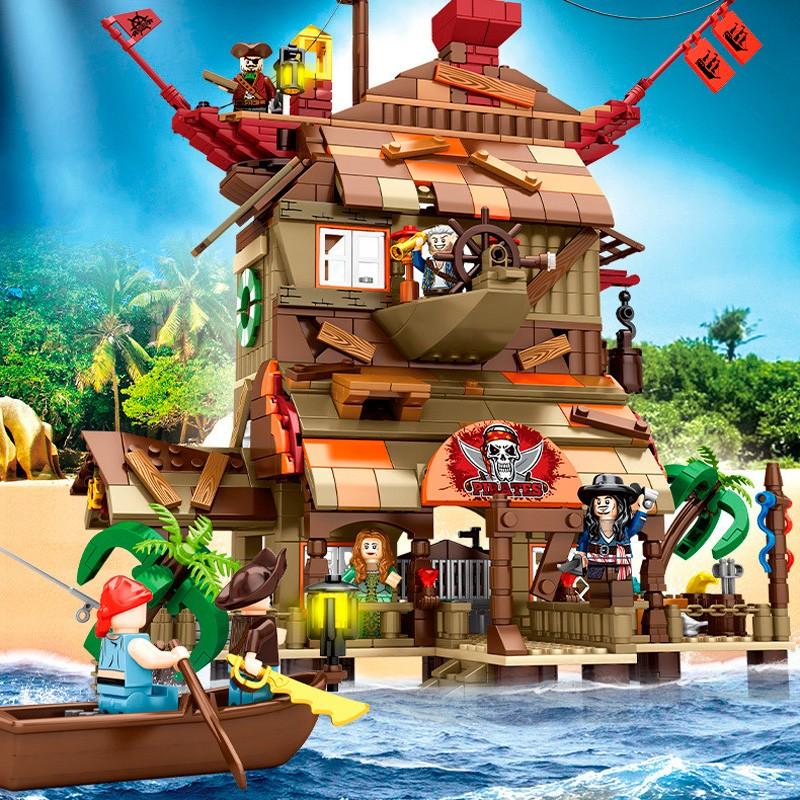 SY1553 SY Захват острова: отель в гавани
