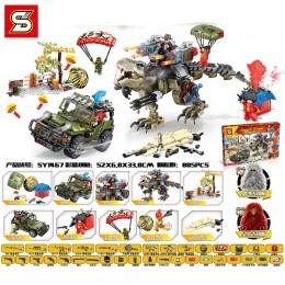 SY1467 SY PUBG: Боевой отряд динозавров