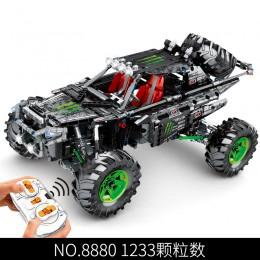 SY8880 SY Монстр с комбинированным мотором 1:10
