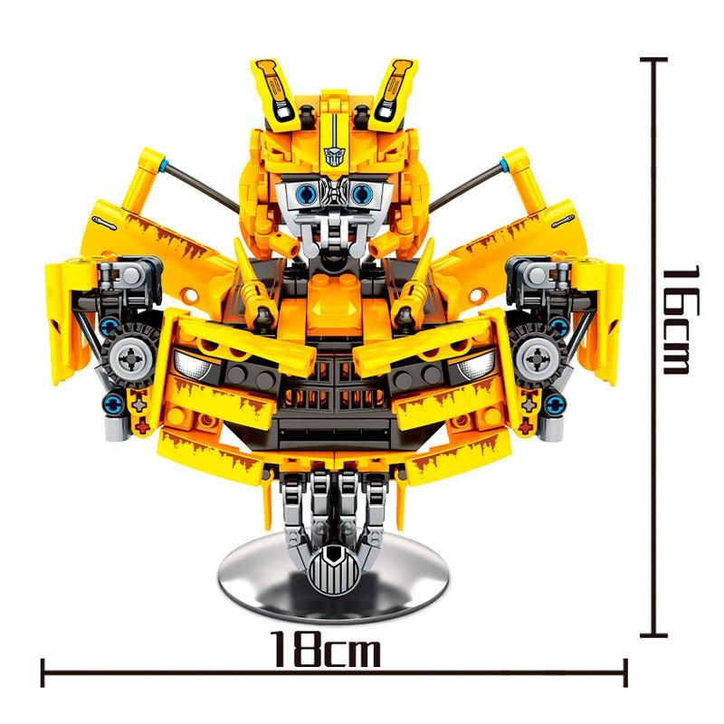 SY7500 SY Робот-Трансформер Бамблби (Bumblebee)