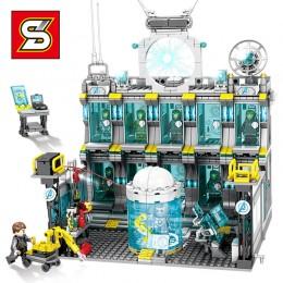 SY1187 SY Лаборатория Железного Человека
