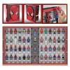 SY1461 SY Коллекция из 52 минифигурок Человека-Пука Spider Book