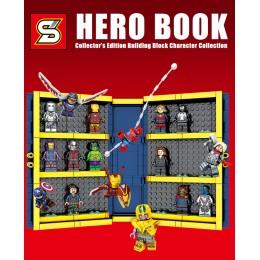 SY1481 SY Книга Героев Мстителей коллекционное издание