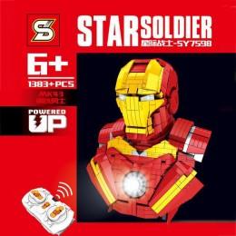 SY7598 SY Бюст Железного Человека