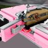 SY8402 SY Розовый ретро-кабриолет Cadillac