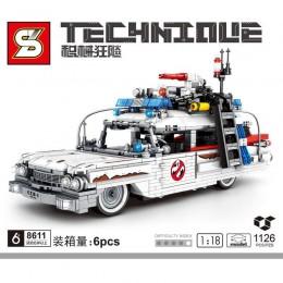 SY8611 SY Машина охотников за приведениями ECTO-1
