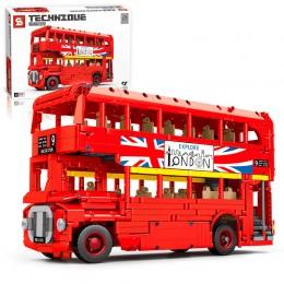 SY8850 SY Лондонский автобус