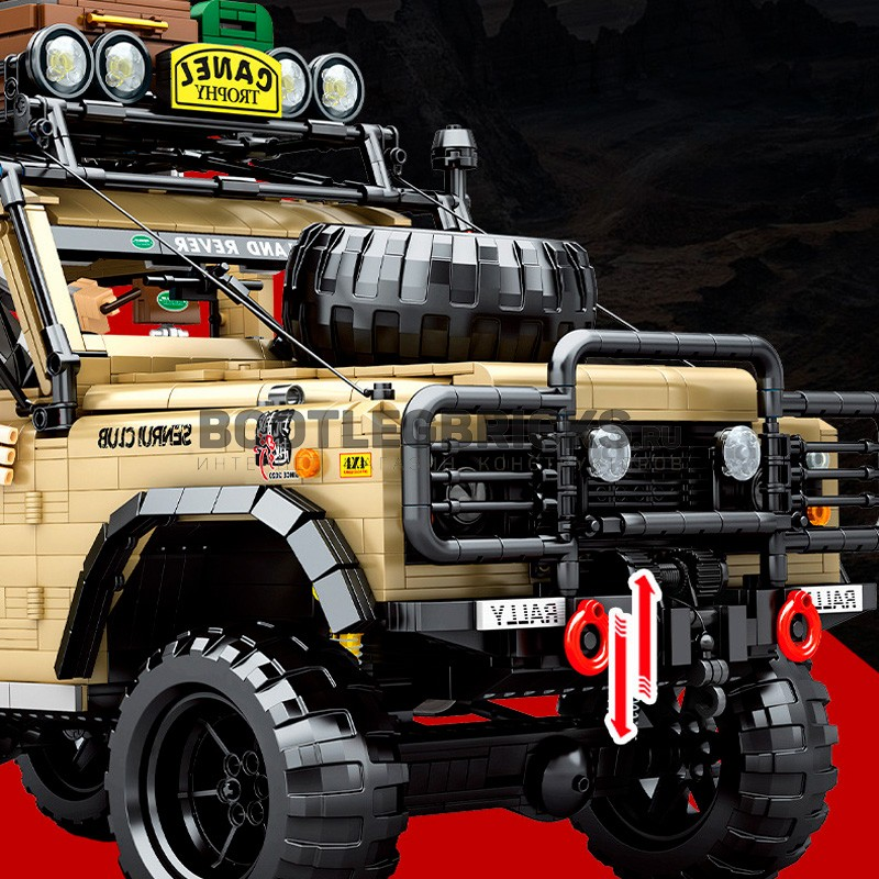 SY8883 SY Внедорожник Land Rover