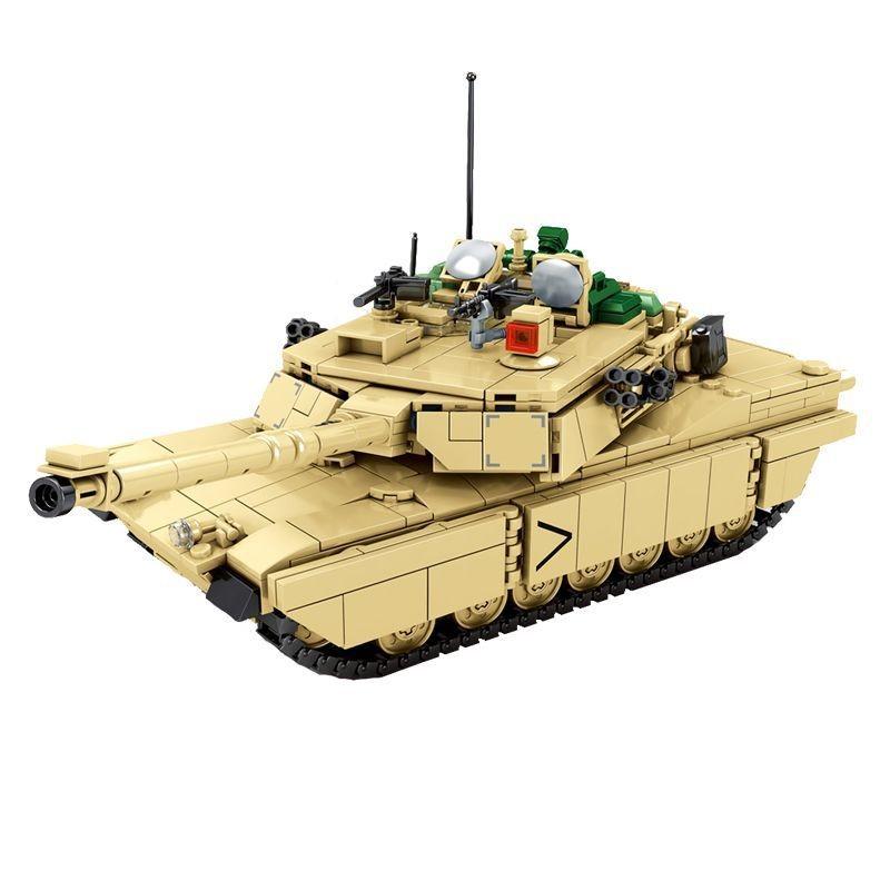 SY0100 SY Основной боевой танк M1A2