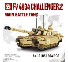 SY0105 SY Challenger 2 FV 4034 основной боевой танк