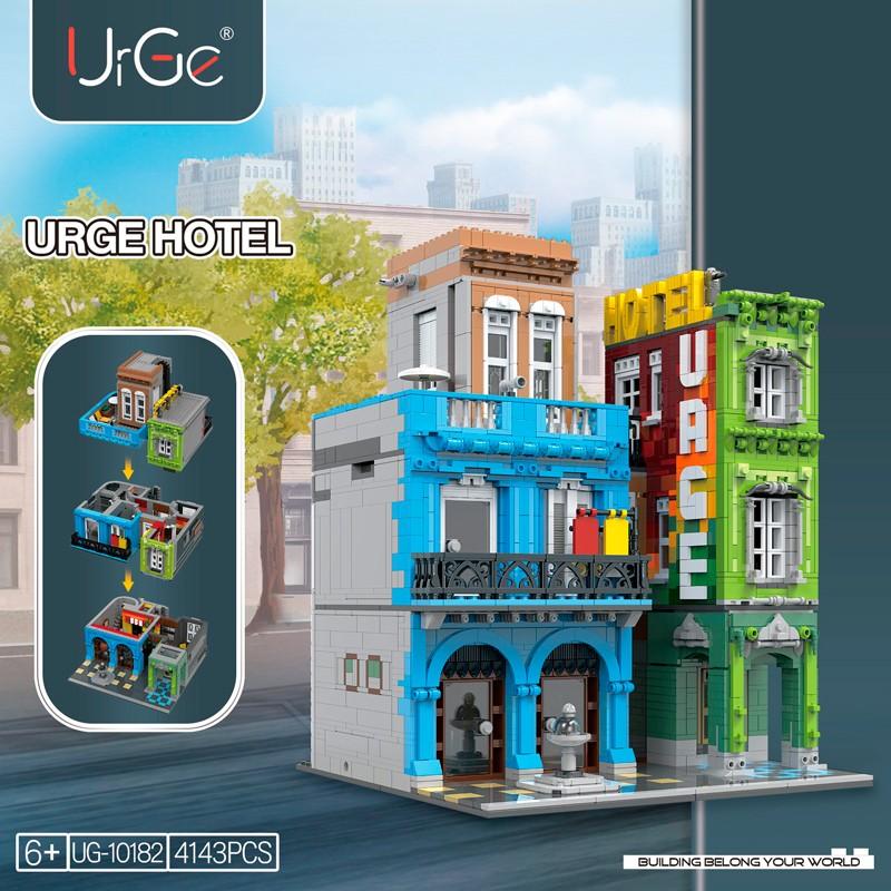 UG-10182 UrGe Отель