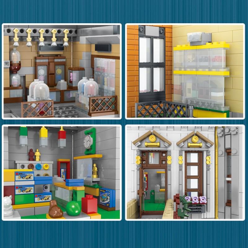 10190 UrGe Магазин игрушек