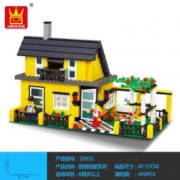 32051 WANGE Дом