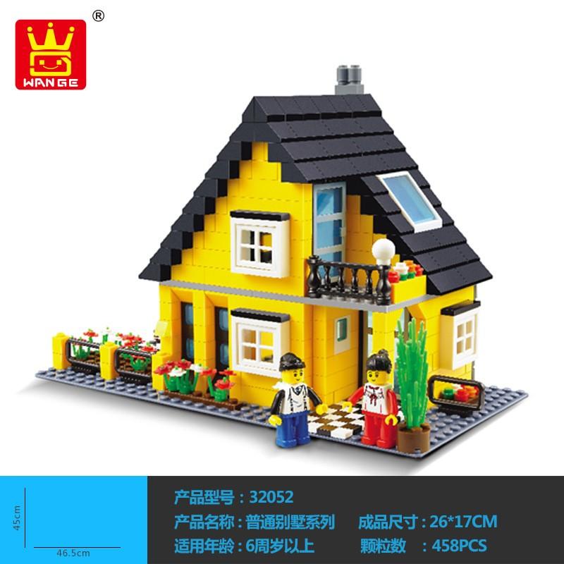 32052 WANGE Дом