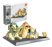 4210 Wange Пирамиды Гизы