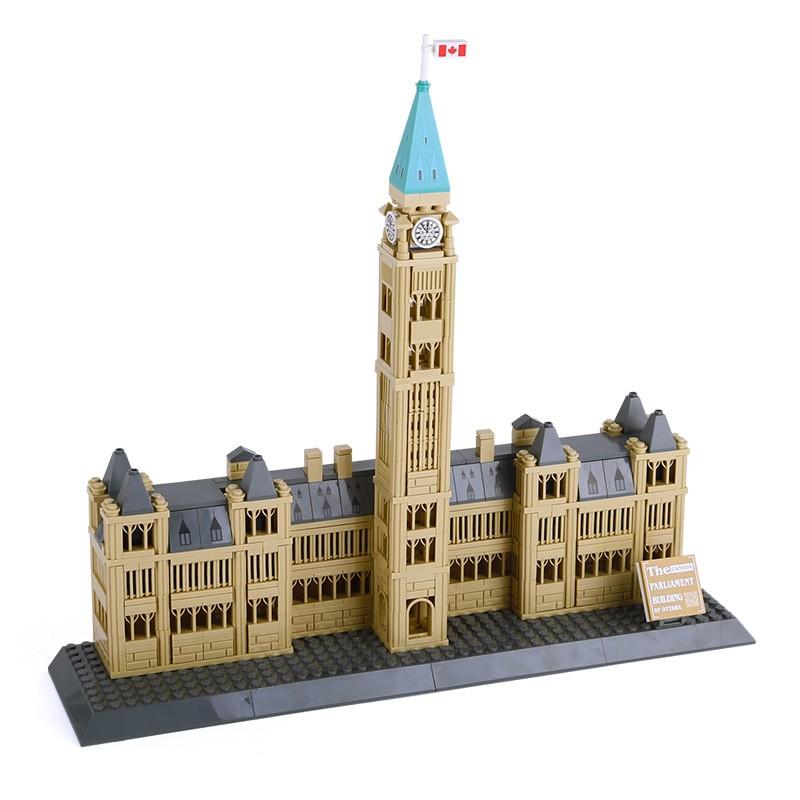 4221 Wange Здание парламента, Оттава, Канада