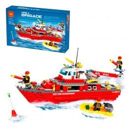4625 Wange Пожарный катер