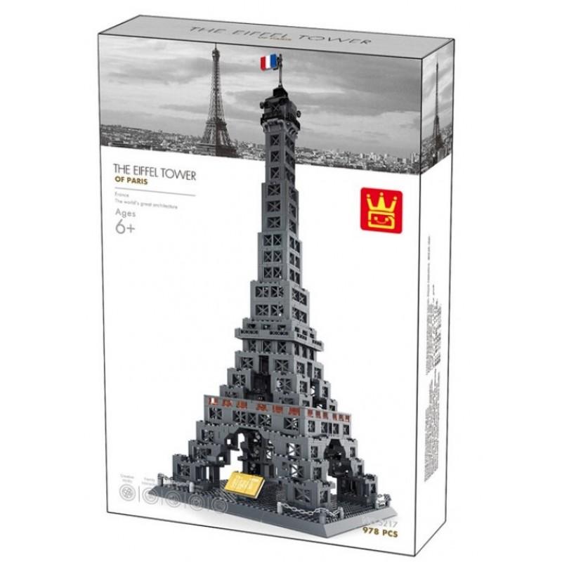 5217 Wange Эйфелева башня