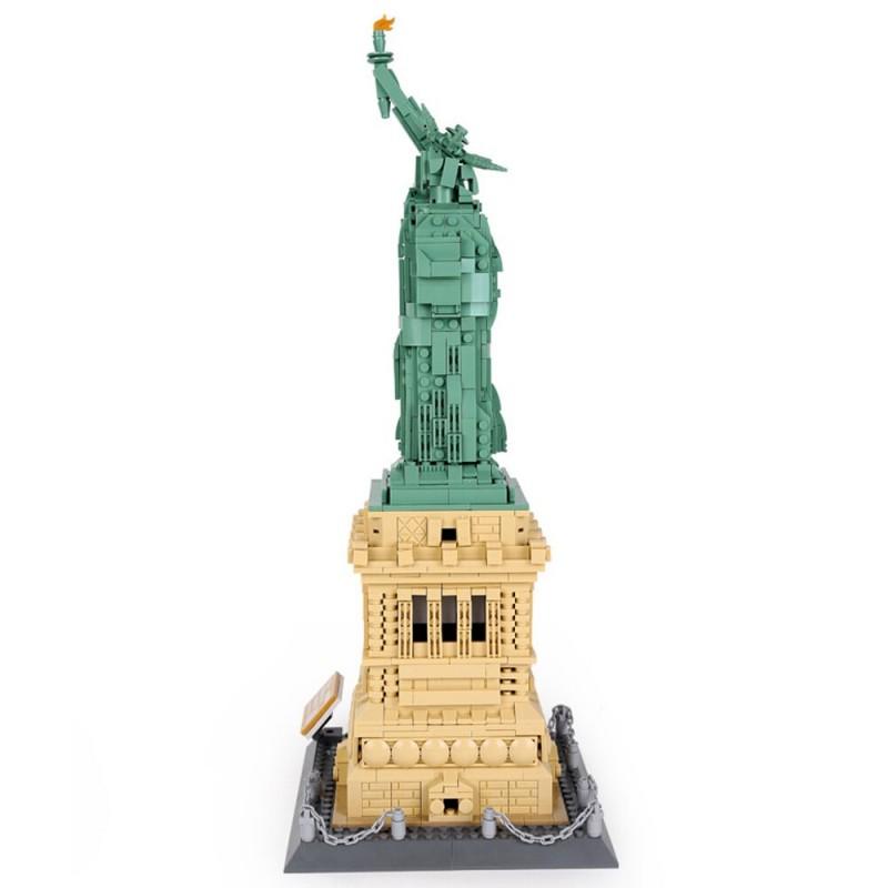 5227 Wange Статуя Свободы