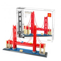 6210 Wange Мост Золотые Ворота