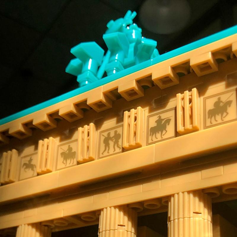 6211 Wange Бранденбургские ворота