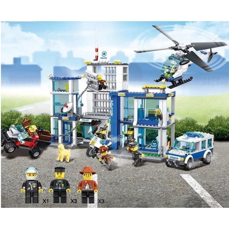 6540 Wange Полицейский участок