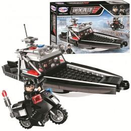 5119 WINNER Штурмовой катер SWAT