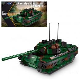 XB-06049 Xingbao Немецкий боевой танк Леопард 1