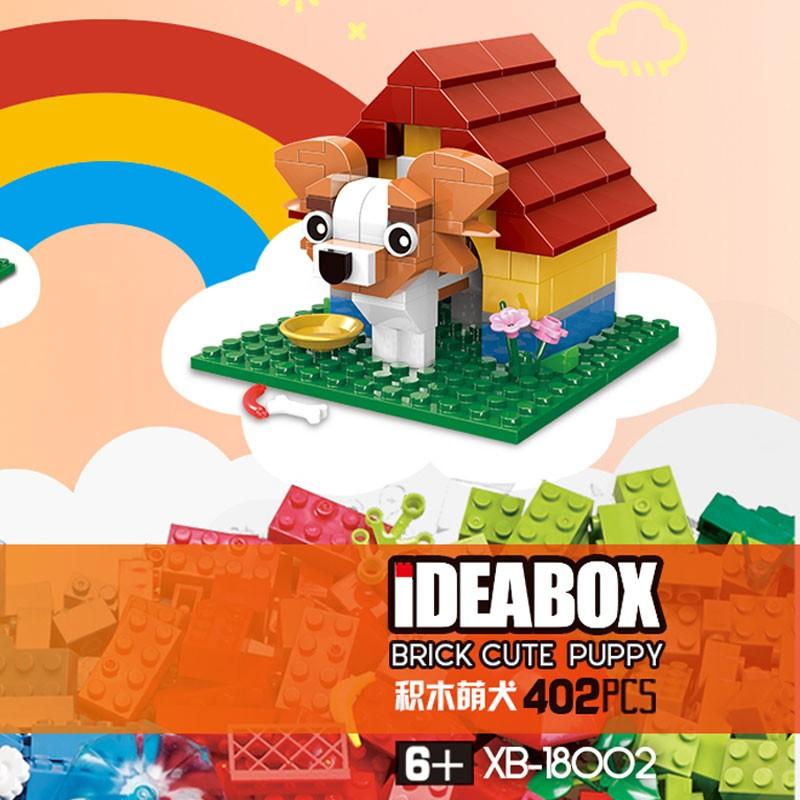 18002 XingBao The Funny Brick Cuty Puppy