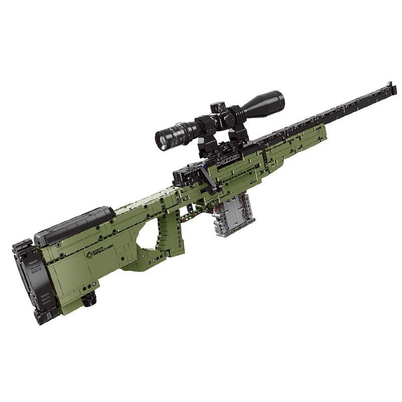 XB-24002 Xingbao Снайперская винтовка