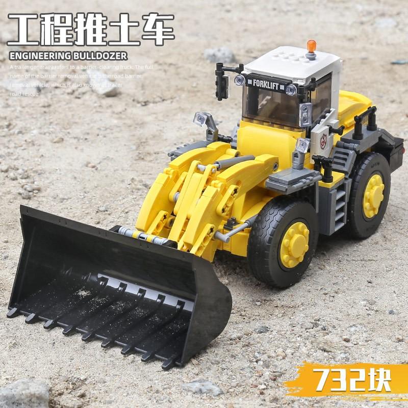 QL0237 ZHEGAO Экскаватор-погрузчик