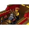 QL1805 ZHEGAO Королевство пиратов: корабль Месть Королевы Анны