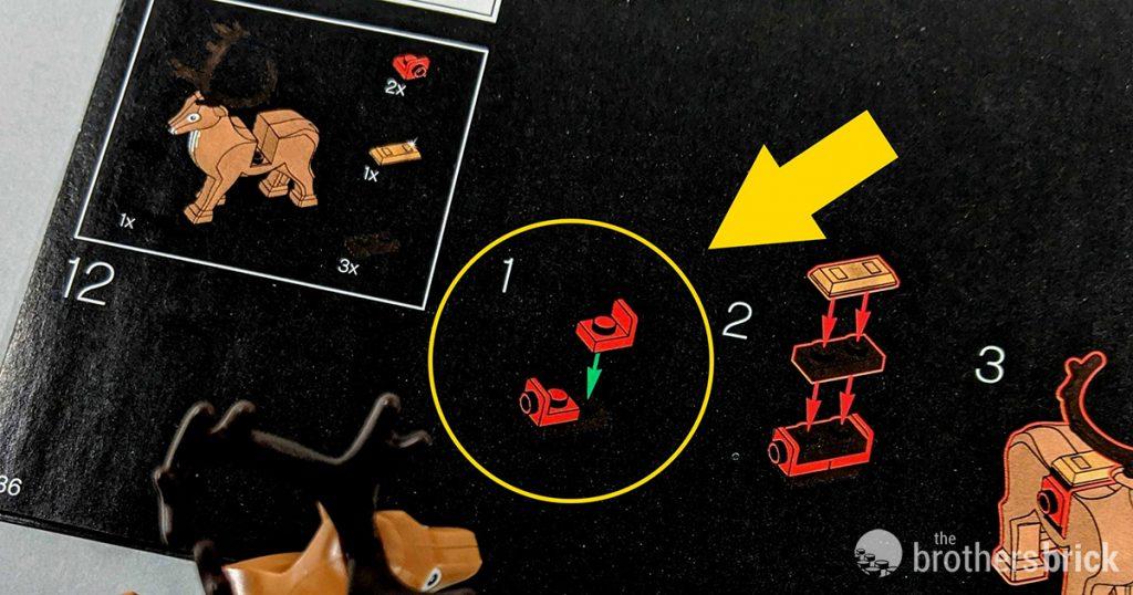 LEGO отказывается от черного фона в инструкциях по эксплуатации