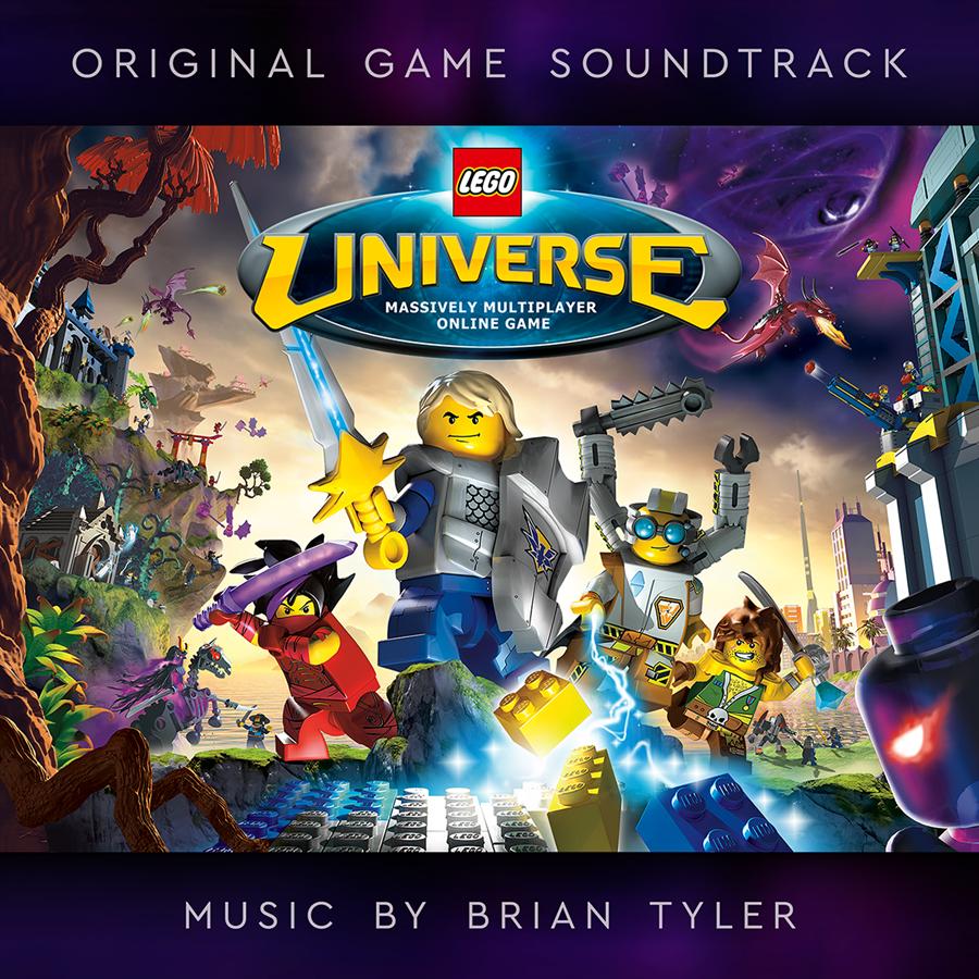 Саундтрек к LEGO Universe обновил звучание и выпущен к 10-летию