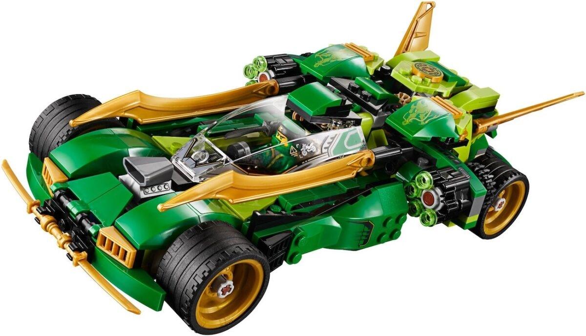 Краткий обзор наборов LEGO серии «НиндзяГо», которые ожидаются в 2022 году