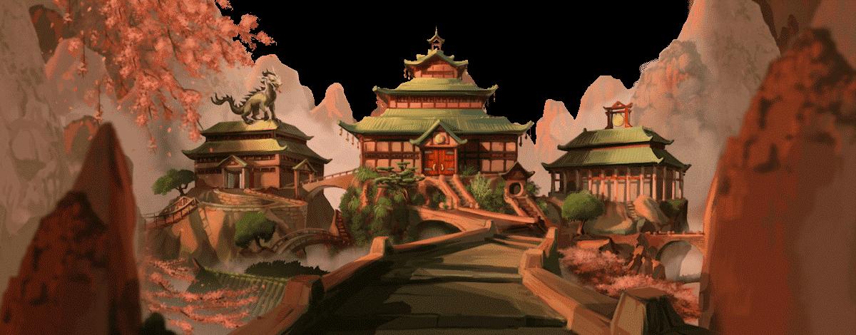 71767 Храм додзе ниндзя